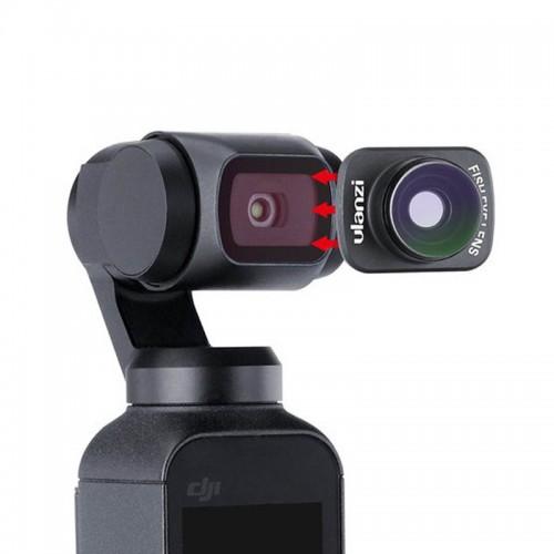 Osmo Pocket OP-8 Magnetic Fisheye Lens