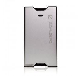 Goalzero Sherpa 40 (Lightning- Micro USB - USB C) Plateada