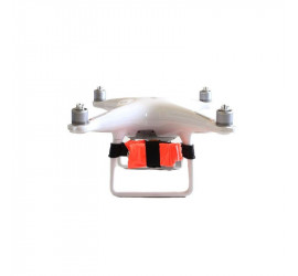 Phantom Paracaídas Mini Lite Instalado