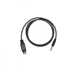 Goggles Racing Edition Part 015 Mono 3.5mm Jack Plug to Mini Din Plug Cable