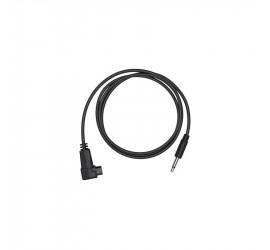Goggles Racing Edition Part 014 Mono 3.5 Jack Plug to Futaba Square Plug Cable