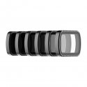 Polarpro Osmo Pocket Standard Series Filter 6-Pack (PL, ND4, ND8, ND16, ND32, ND64)