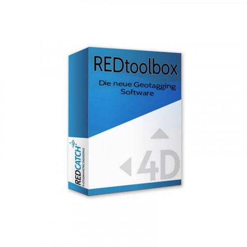 Redcatch Redtoolbox (Software PPK)