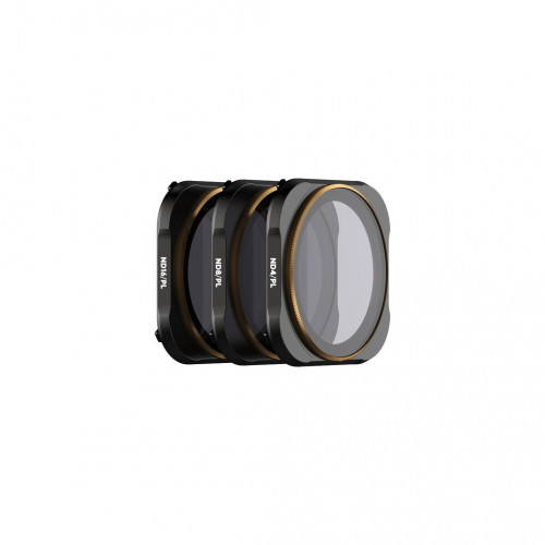 Polarpro Mavic 2 Pro Cinema Series Vivid Collection Filter 3 Pack (ND4/PL, ND8/PL, ND16/PL)