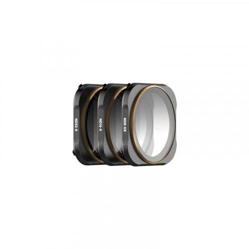 Polarpro Mavic 2 Pro Cinema Series Gradient Collection Filter 3 Pack (ND8/GR, ND16-4, ND32-8)