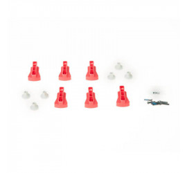Matrice 600 Part 022 Red Knob Kit