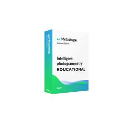 Agisoft Metashape Standard, Node-Locked Educational License, Single