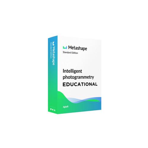 Agisoft Metashape Standard, Node-Locked Educational License, 5 Licenses Pack