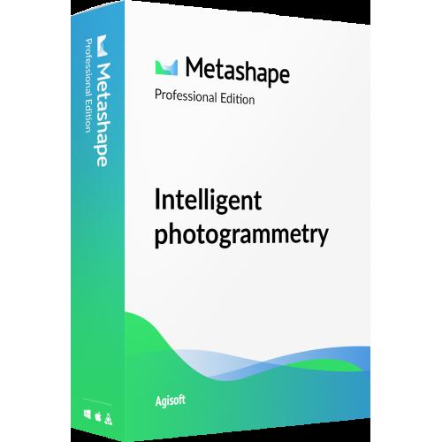 Agisoft Metashape Professional Node-Locked License, Single