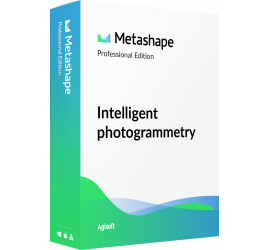 Agisoft Metashape Professional Floating License, 3 Licences Pack