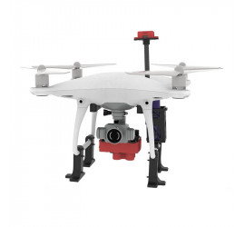 Micasense RedEdge - Phantom 4 Pro/Adv Kit de Integración