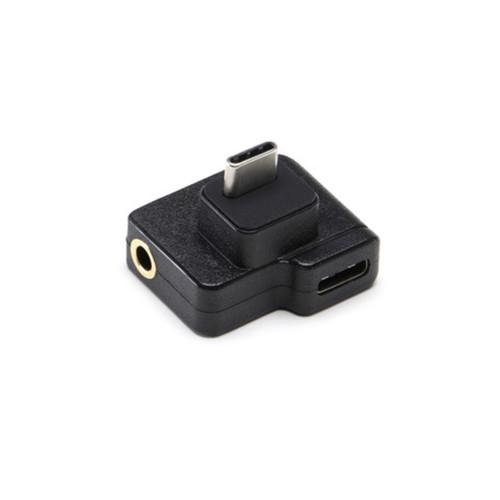 Cynova Osmo Action Dual 3.5mm USB-C Adapter
