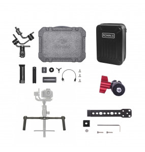 COMBO Ronin S Essentials Kit Accesorios Full