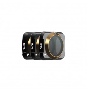 PolarPro Mavic Air 2 Cinema Series Vivid Collection ND/PL Filter 3 Pack (ND8/16/32)