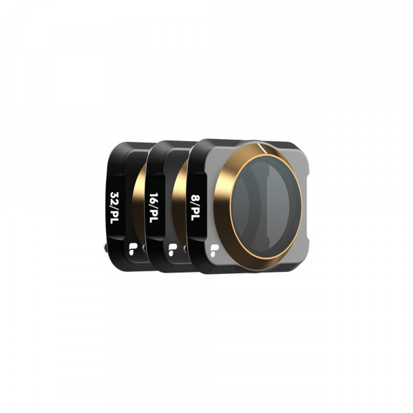 PolarPro Mavic Air 2 Cinema Series Vivid Collection ND/PL Filter 3 Pack (ND8/16/32)