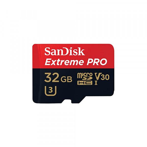 Sandisk Extreme Pro Micro SDHC UHS I 32GB U3 100MB/s