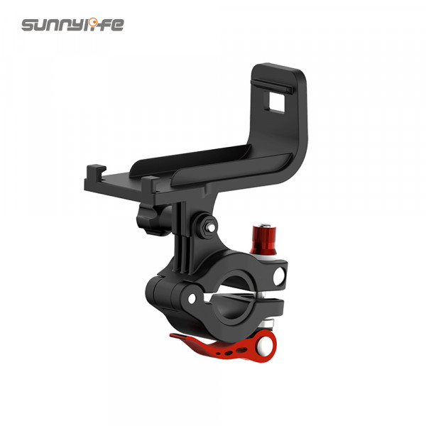 SunnyLife Mavic Air 2 Remote Controller Holder on Bicycle