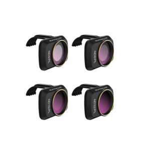 SunnyLife Mavic Mini ND4/PL - ND8/PL - ND16/PL - ND32/PL - Filters 4 Pack