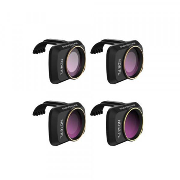 SunnyLife Mavic Mini ND4 - ND-8 - ND16 - ND32 Filters 4Pack