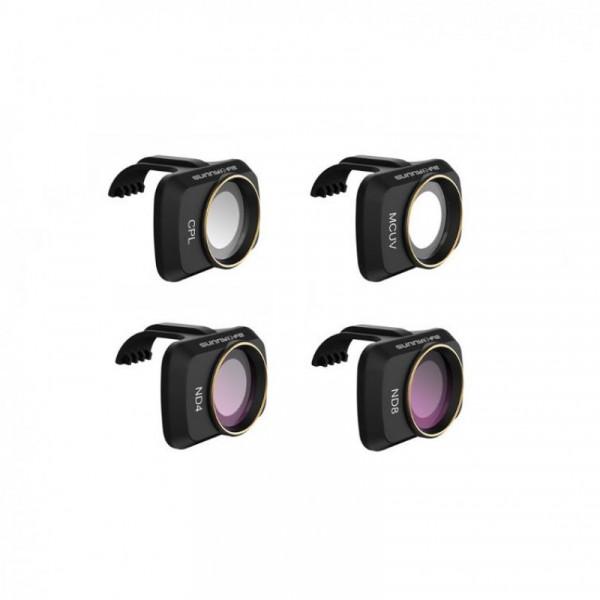SunnyLife Mavic Mini MCUV - CPL - ND4 - ND8 Filters 4Pack