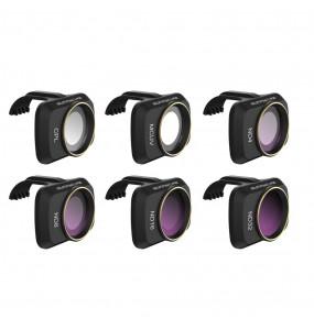 SunnyLife Mavic Mini MCUV - CLP - ND4 - ND8- ND16 - ND32 Filters 6 Pack