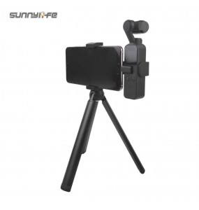 SunnyLife Osmo Pocket Smartphone Holder + Aluminium Tripod
