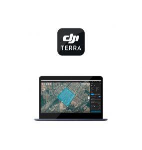 DJI Terra Electricity Overseas 1Year