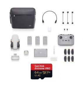 Mavic Mini 2 Creator Combo + MicroSD 128 GB de Regalo