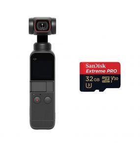 Pocket 2 + Micros SD 32G de Regalo
