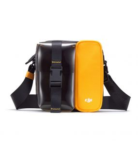 Mavic Mini Series Mini Bag+ (Negro y amarillo)